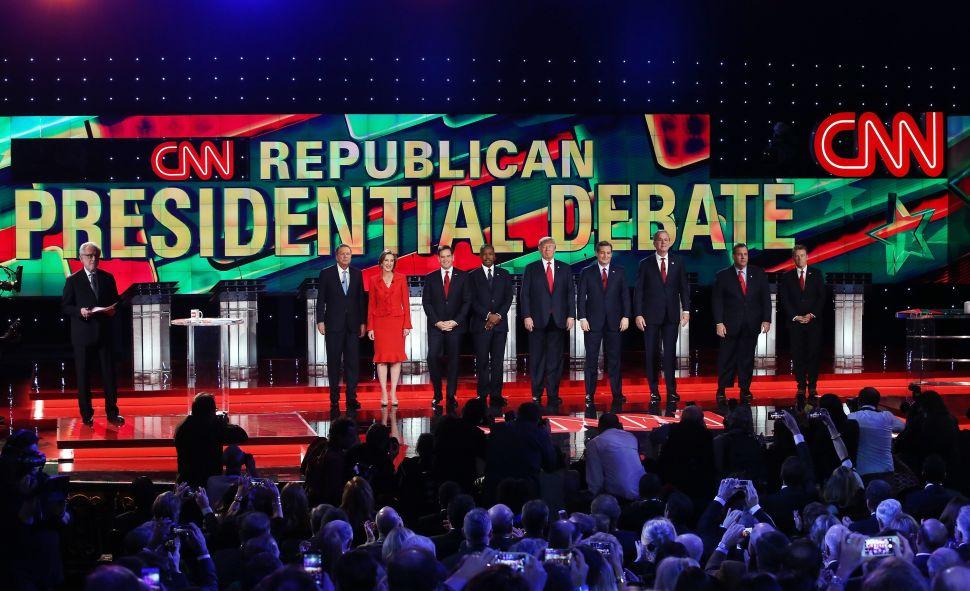 Viva Las Vegas! Candidates Collide at Latest GOP Debate