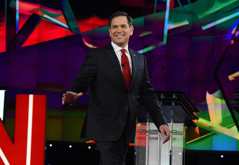Marco Rubio Has a New Round of New York Endorsements