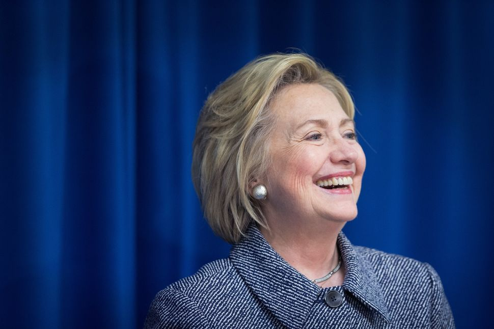 Why Hillary Clinton Won't Prevent the Next Economic Recession