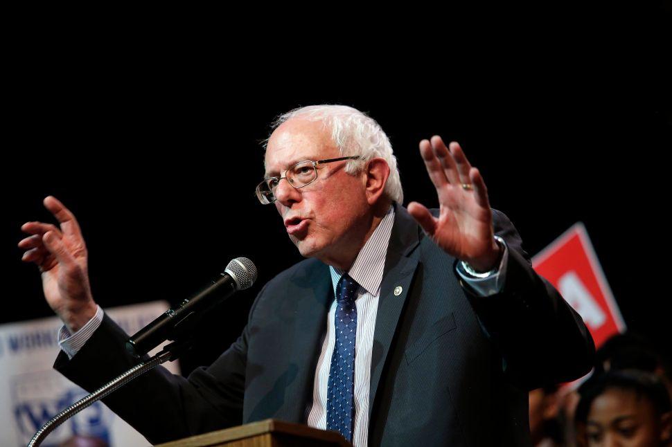 Bernie Sanders vs. the Military-Medical-Wall Street-Political Industrial Complex