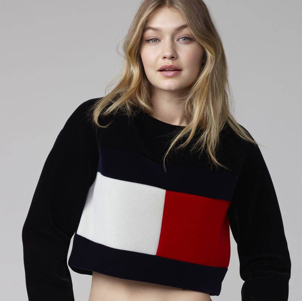 Gigi Hadid Is Going Beyond 'Brand Ambassador' for Tommy Hilfiger