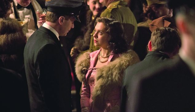 Bel Powley in A Royal Night Out.