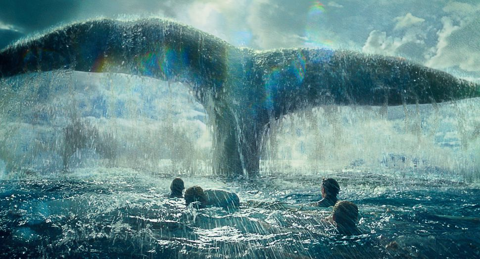 Ron Howard's Briny Seafaring Epic Is a Whale of a Tale