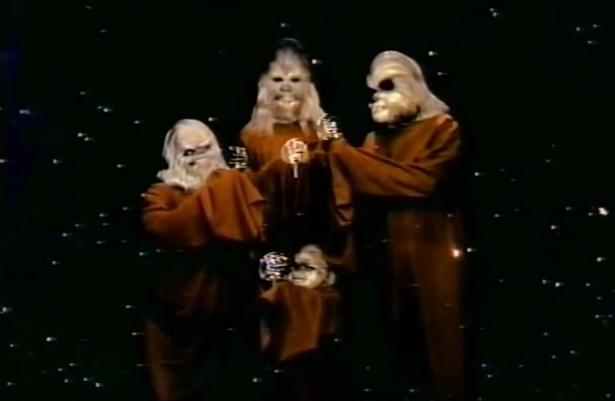 Revisiting the 'Star Wars Holiday Special:' A Disturbing Galaxy, Not Far Enough Away