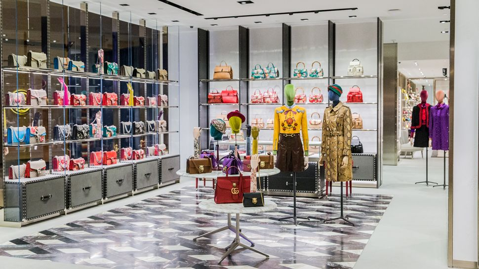 Gucci Goes Downtown, Bergdorfs Gets New Glitter and More Shopping News