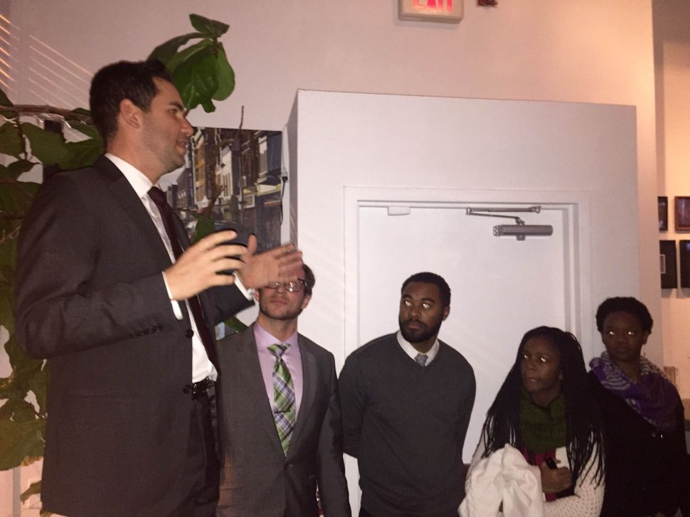 2017-Seeking Fulop Makes the Rounds in Essex and Hudson
