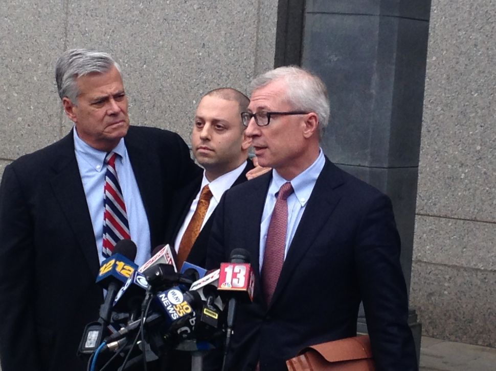 Appeals Court Overturns Dean Skelos Corruption Conviction