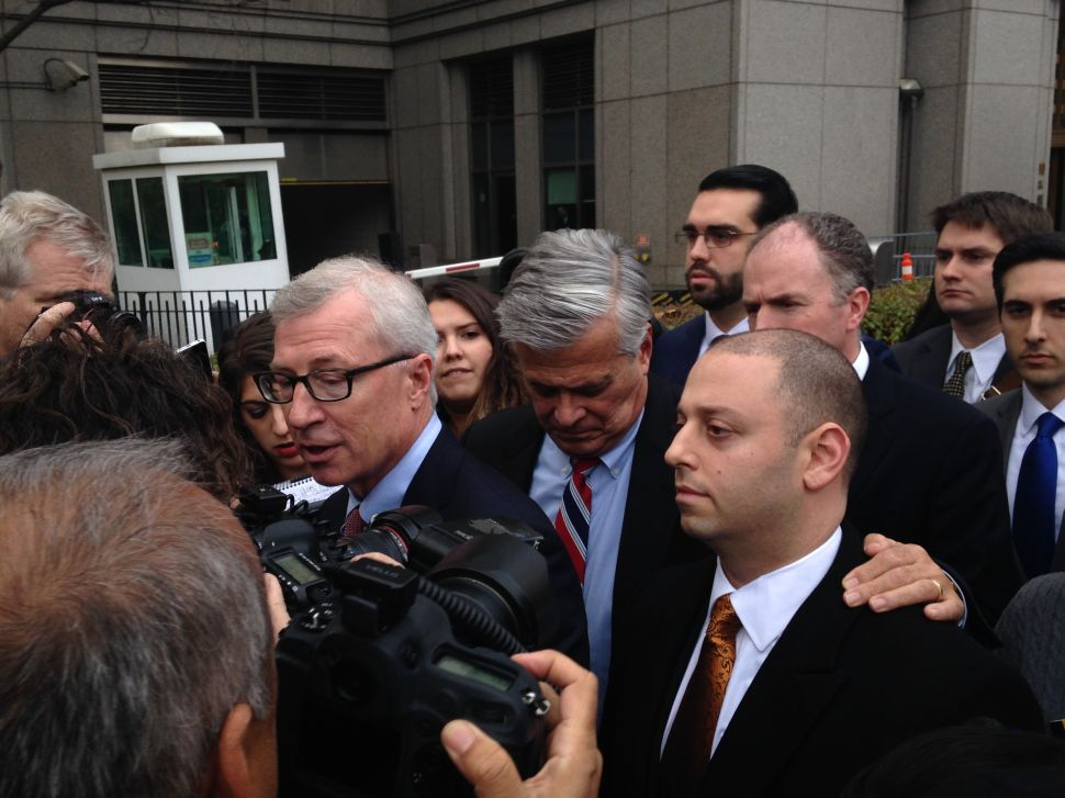 Former State Senate Leader Dean Skelos and Son Found Guilty at Corruption Trial