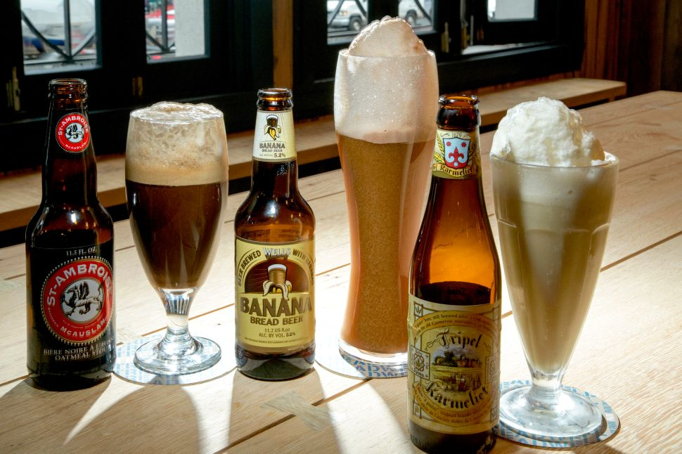 New Bar & Restaurant Openings: How About a Bacon-Chocolate Beer Ice Cream Float?