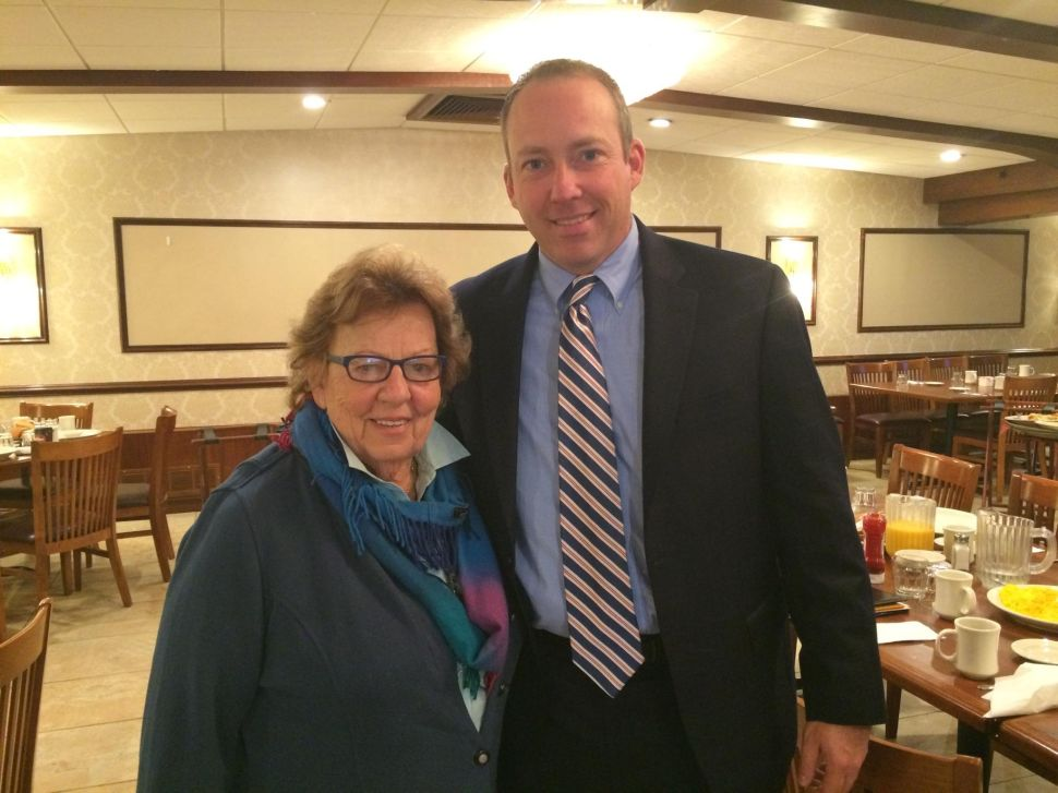 Sweeney SuperPAC Holds Breakfast Fundraiser
