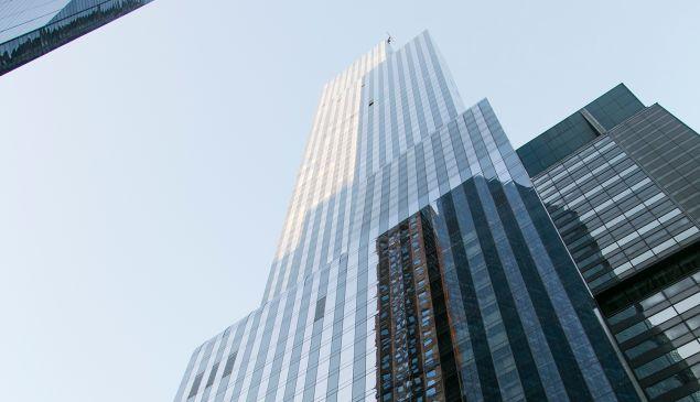 157 West 57th Street. (Jennifer Lu for Observer)