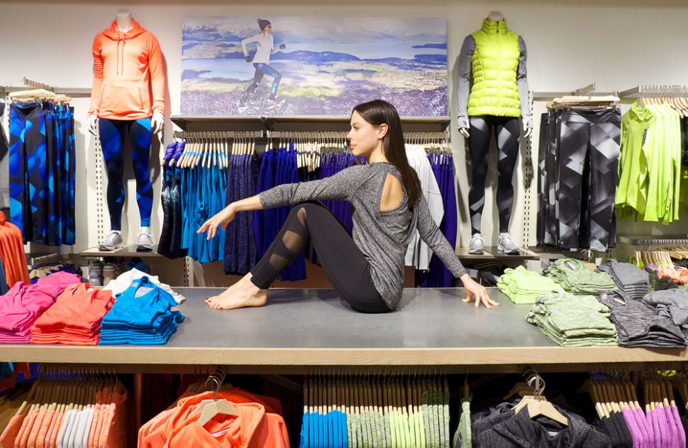 Athleta Opens First Ever Fitness Studio With Free Classes and Beauty Bar