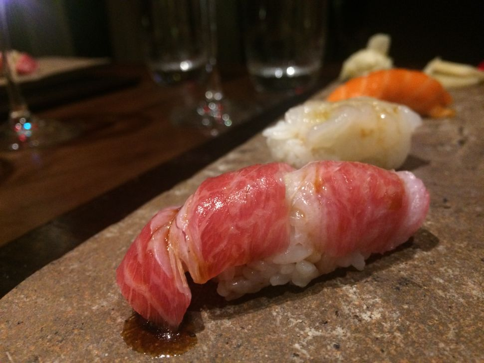 New Bar & Restaurant Openings: A Sushi Bar to Rival the Rest
