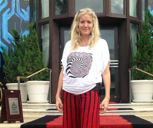 Beyond Words: The Art of 'Burning Man' Star Laura Kimpton