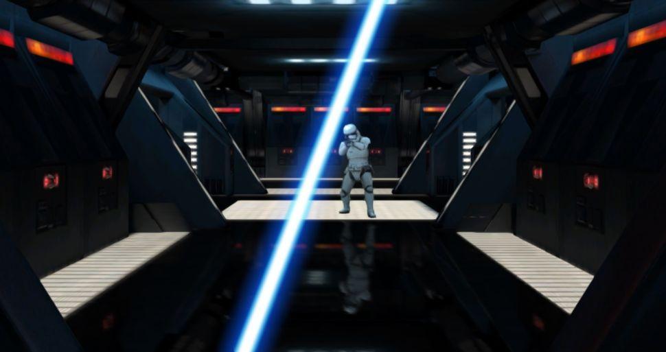 Google's 'Lightsaber Escape' Looks Like It Works Like 'Produck Hunt'