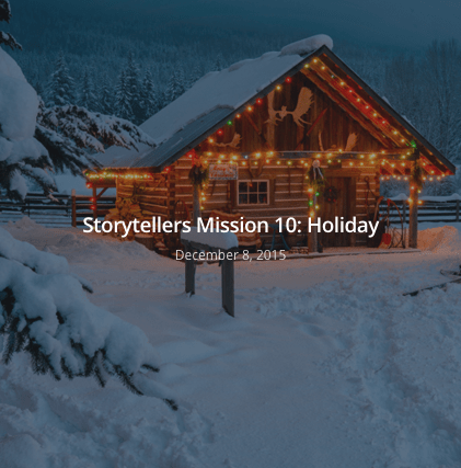 Lowepro-Carriers Share Their Holiday Stories in Photos