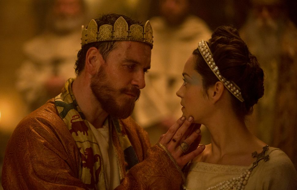 A New 'Macbeth' Starring Michael Fassbender and Marion Cotillard Fails to Awe