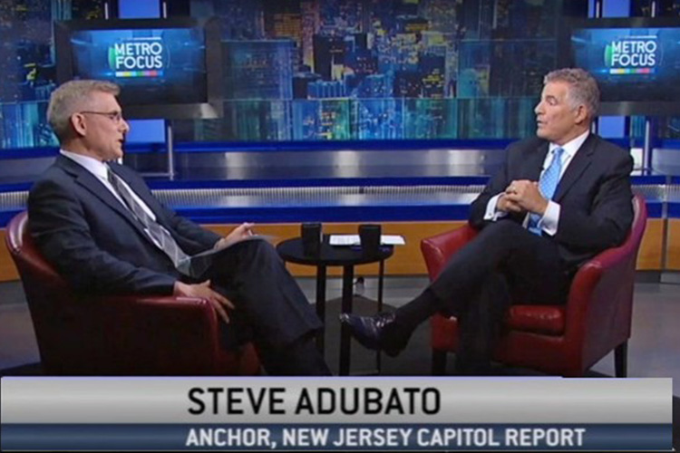 WATCH: Steve Adubato Tackles the Transportation Trust Fund