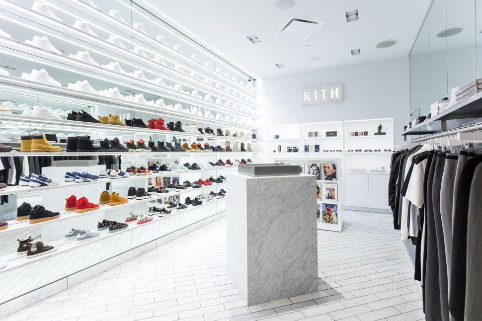 Kith's New Women's Store Is Ideal for Cool Girls