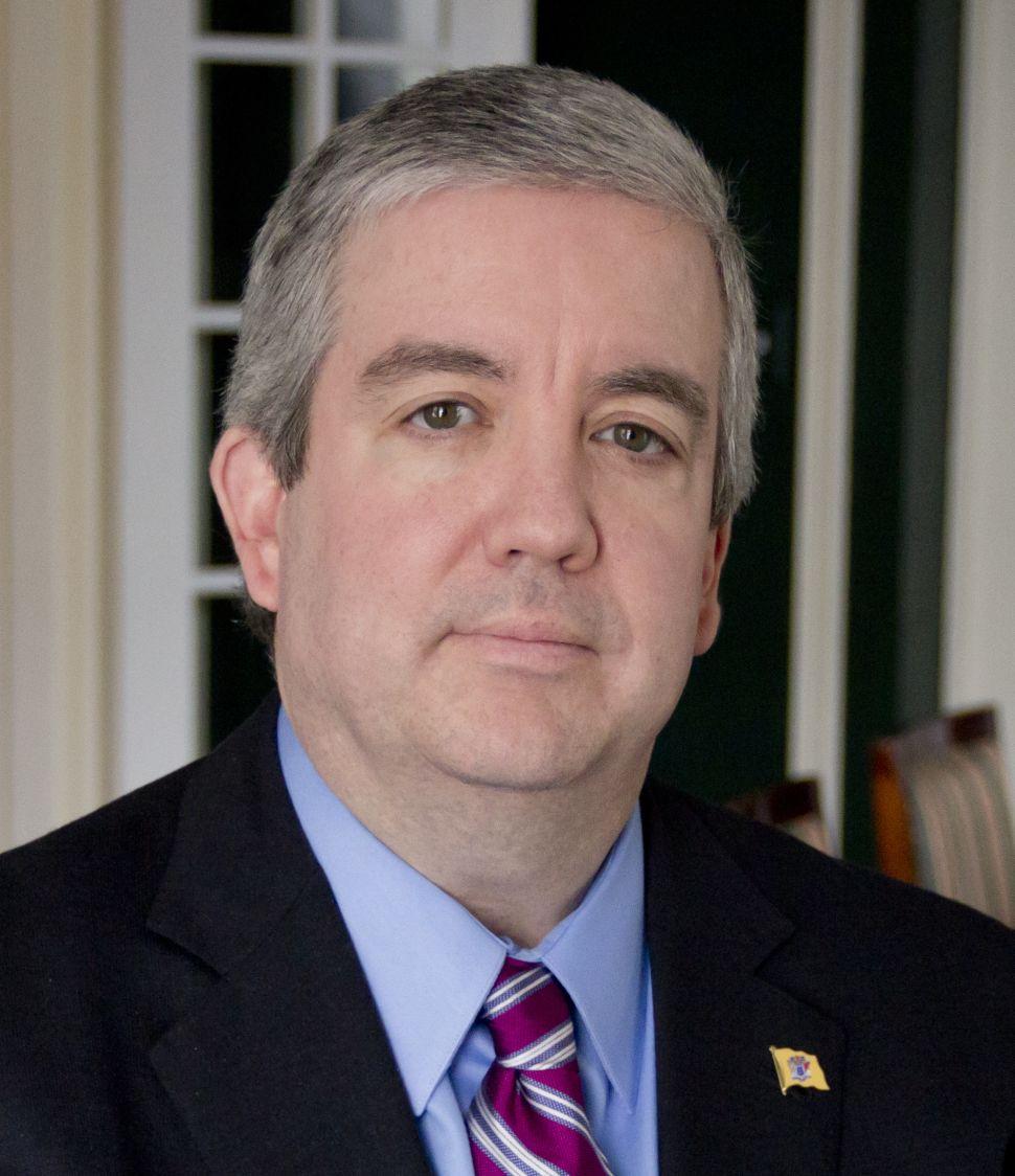 Egenton Now Vice Prez of New Jersey Chamber