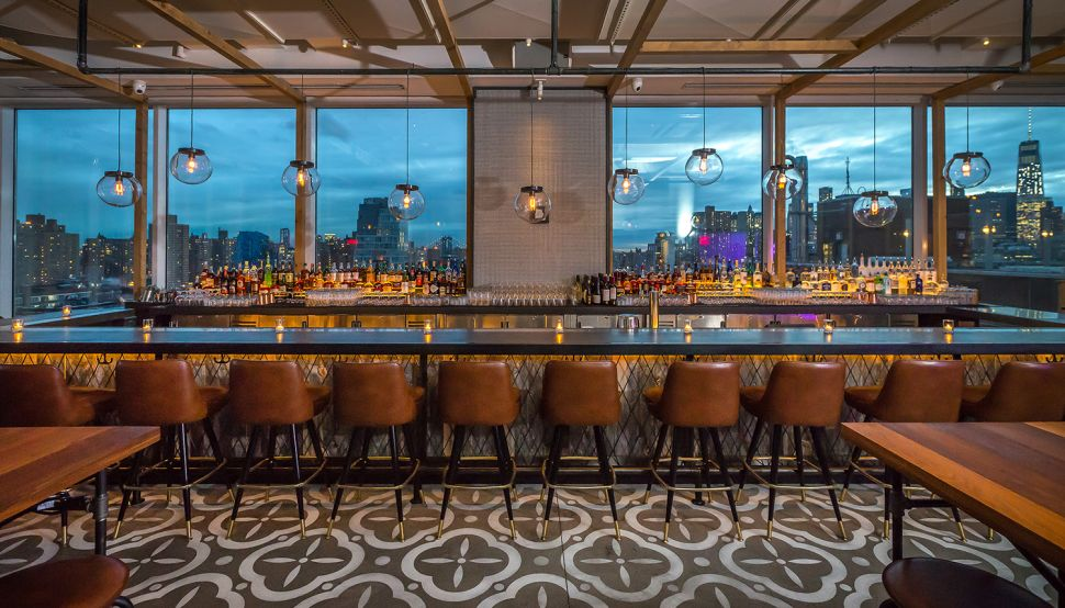 To Do This Week: Check Out Mr. Purple, the New Venue at the Hotel Indigo