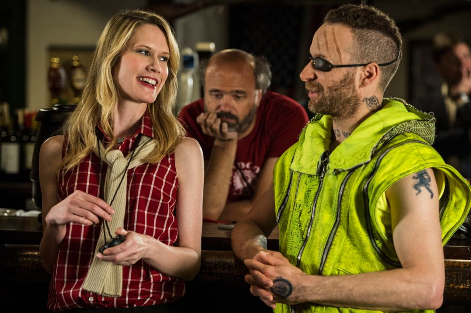 Scott Adsit and Stephanie March on the Absurdity of 'Neon Joe, Werewolf Hunter'