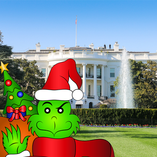 Obama is the Drone Market Grinch