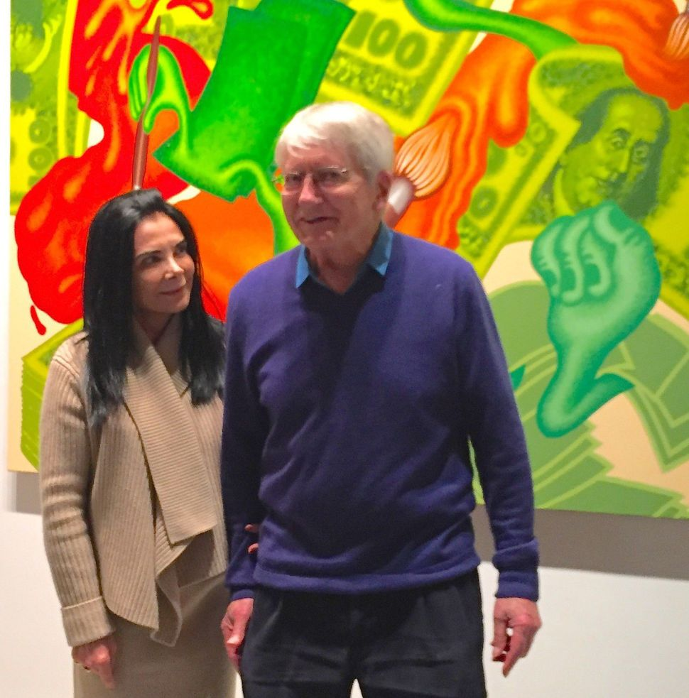 Peter Saul & Mary: a Classic Gallery Champions an Old-School Artist