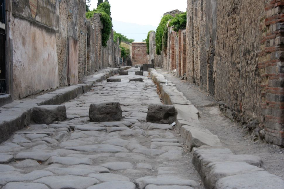 Europe Rescues Pompeii Ruins With 11th-Hour Funds, Have Artists Gotten Nice? And More