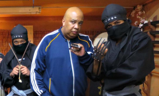 Run DMC's Rev Run Talks Eating Crickets, Riding Elephants, and Messing With Camels