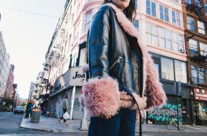 Sandy Liang's Bowery coat (Photo: Sandy Liang).