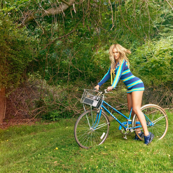 Fashion Roundup: Beyoncé Designs Workout Gear, Mary-Kate Olsen Gets Hitched
