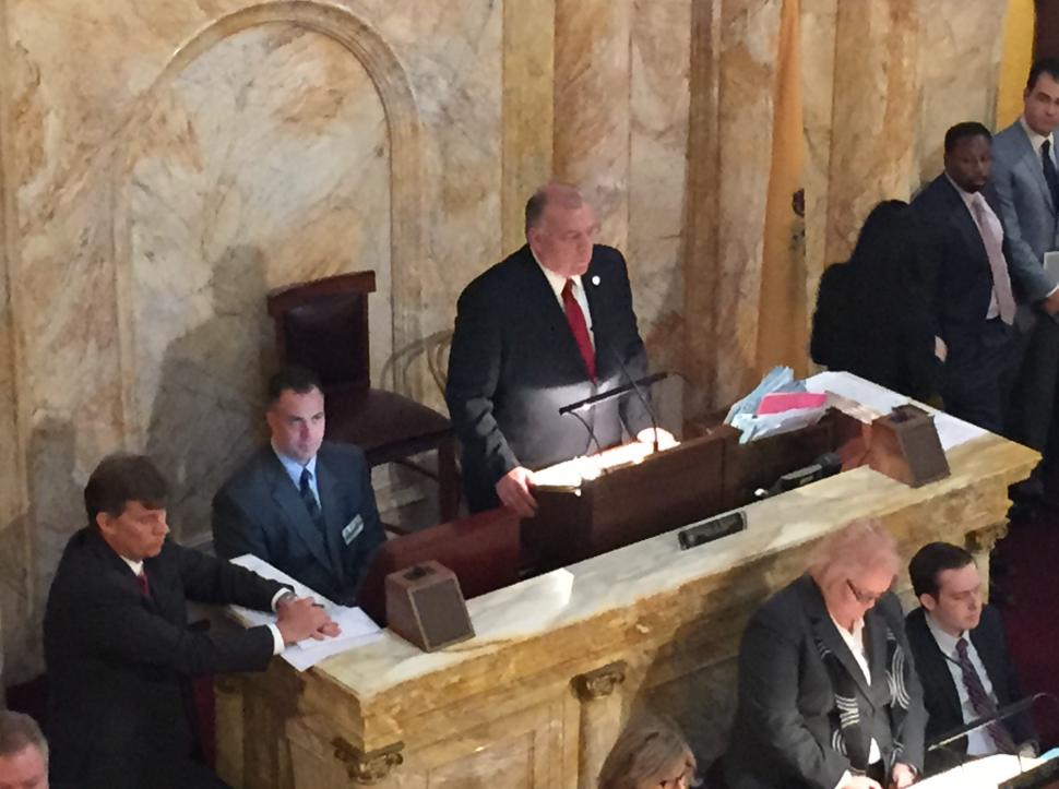 Weinberg Gun Control Bill Passes Senate