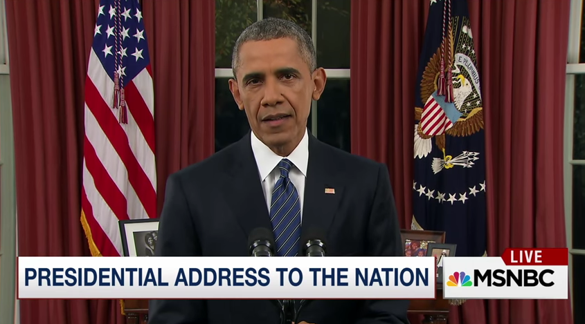 Critics Call Obama's Prime Time Terrorist Talk 'Cynical' and 'Tone Deaf'