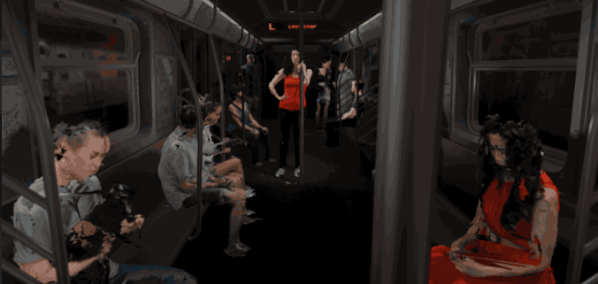 Virtual Reality Is Coming to NYC's L Train