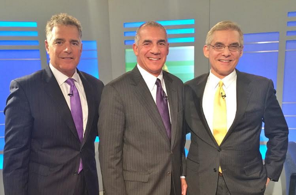 The (FULL!) Steve Adubato Interview with Ciattarelli
