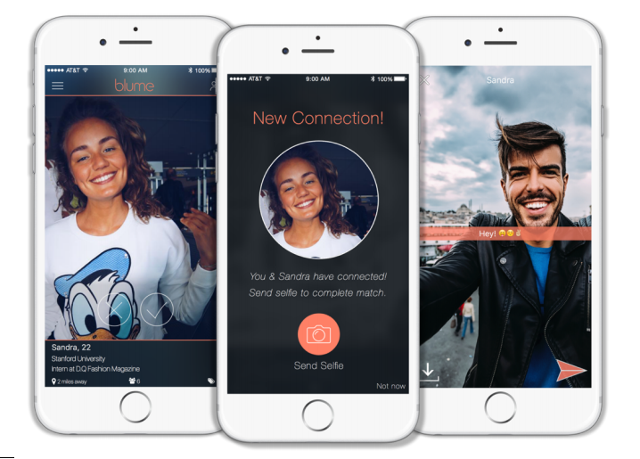 article about catfishing on a dating app