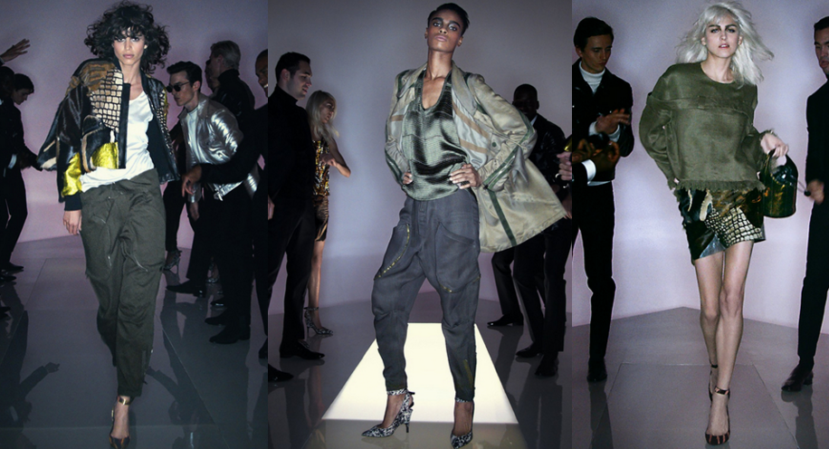 Tom Ford Is Coming to New York Fashion Week
