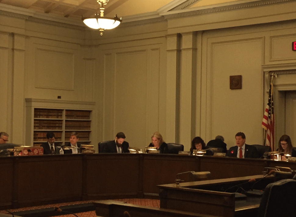 Liveblog: Assembly Judiciary Committee