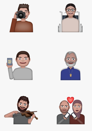 These New Syrian Refugee Emojis Aren't Helping Anybody