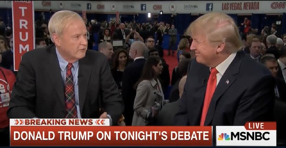 So Sweet! A Donald Trump and Vladimir Putin 'Bro-mance'