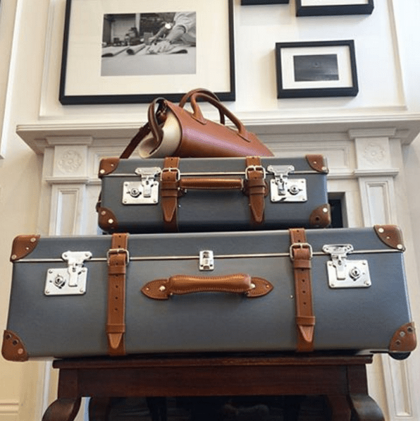 Pack in Style With Luggage That's Fit for Royalty