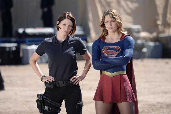 'Supergirl' Recap 1×06: Rage Against the Machine