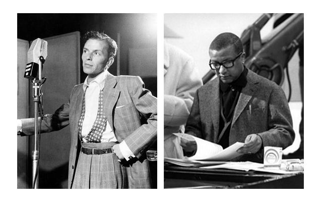The Sinatra-Strayhorn Connection