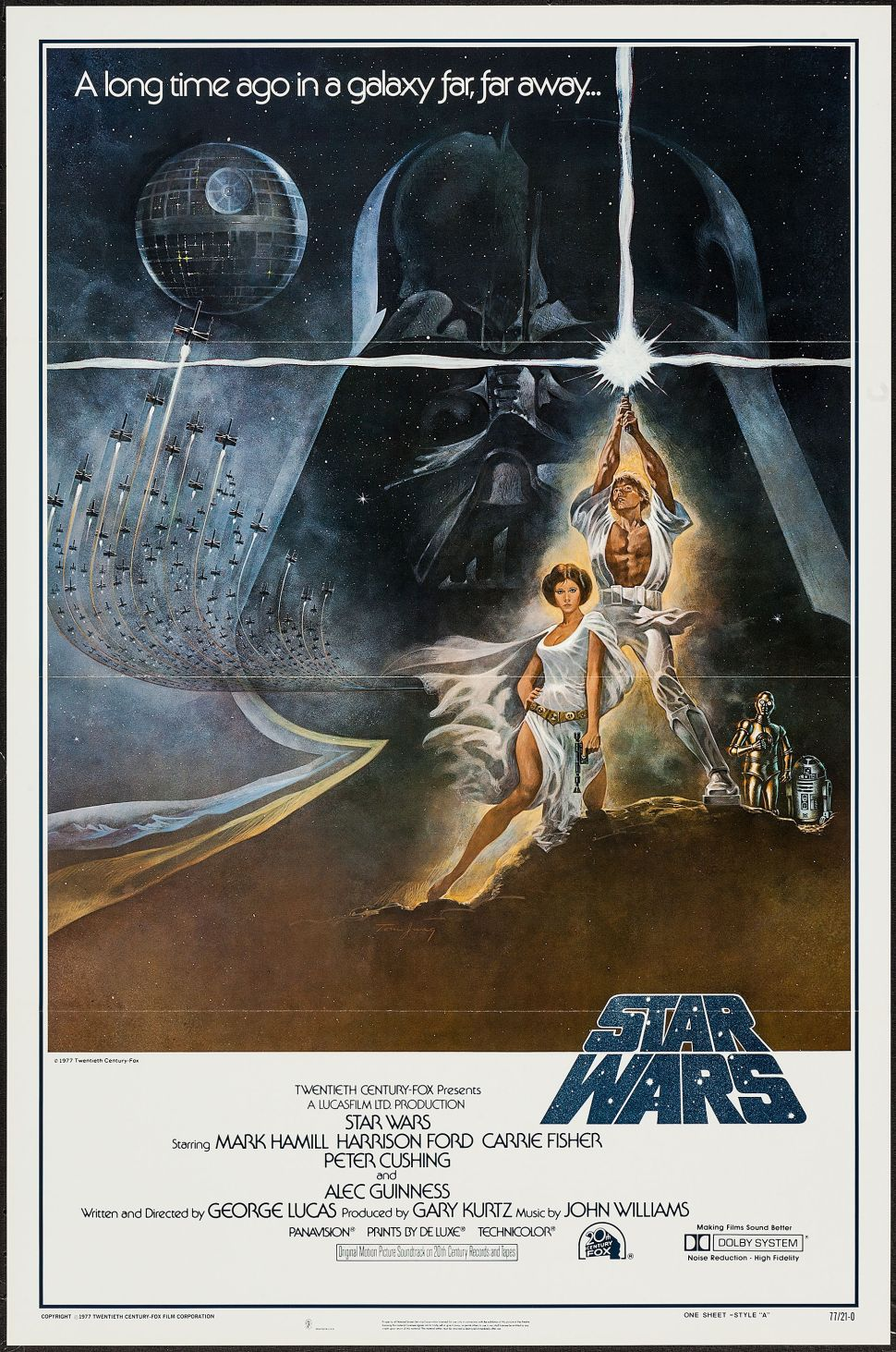 Rare Vintage 'Star Wars' Posters Make the Perfect (Inexpensive) Holiday Gift