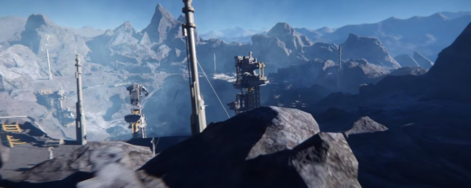 'Star Citizen' Releases a Trailer of a Procedurally Generated World