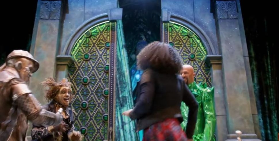 The Best (and Strangest) Moments from 'The Wiz Live!'