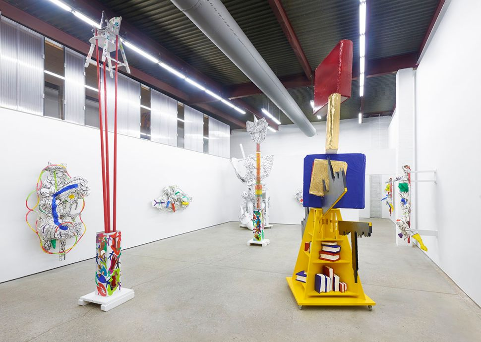 Sculptor Agathe Snow Unleashes Her Inner Child at The Journal Gallery