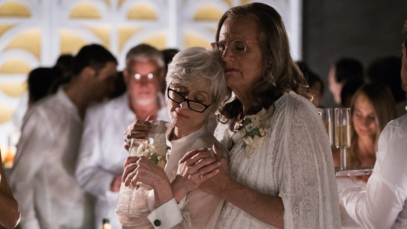 'Transparent' Writer Our Lady J Discusses Her Journey as a Transgender Artist