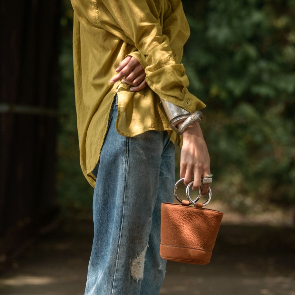 This Accessory From Simon Miller Is Bound to Become an 'It' Bag